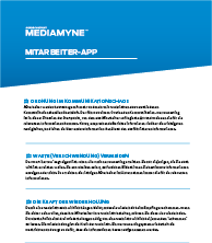 Interne communicatie app factsheet